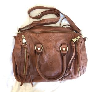 Steve Madden Brown Shoulder Bag